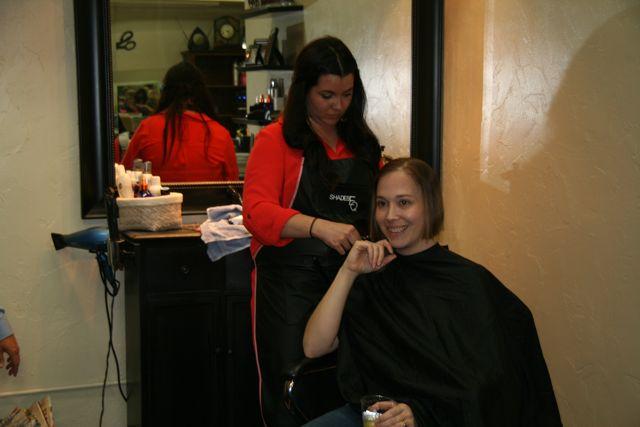 Shave Party: Jenny Bob