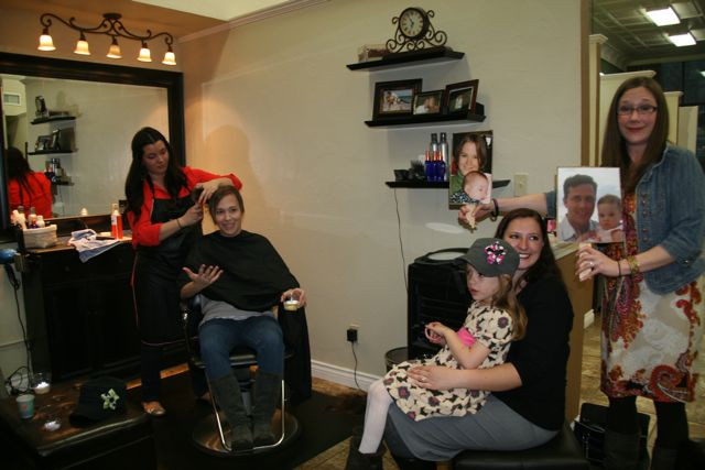 Shave Party: Family 2